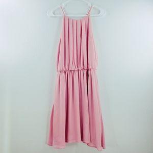 !SALE 5 FOR $25! Lush Blush Pink Mini Dress